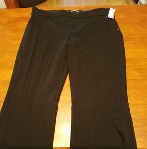 Brand new womans black pants